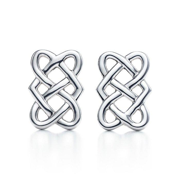 Paloma Picasso Celtic Love Earrings