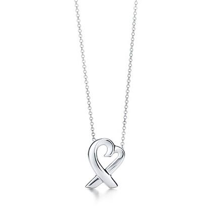 Paloma Picasso Loving Heart Pendant