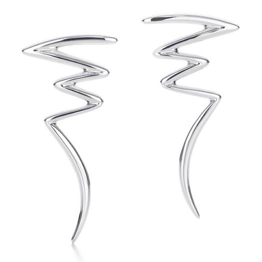 Paloma Picasso Scribble Earrings