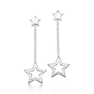 Paloma Picasso Star Drop Earrings